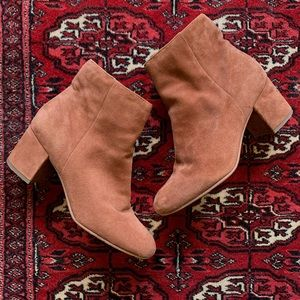 Halogen | Suede Ankle Boots